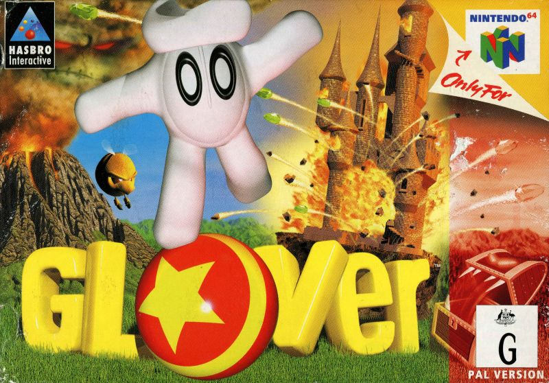 Nintendo 64 - Parlons jeu ! - Page 11 44162210