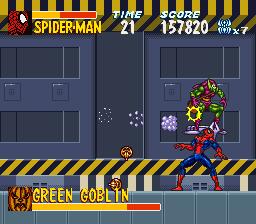 """La licence """"Spider-Man"""" sur Snes ! 45853110"""