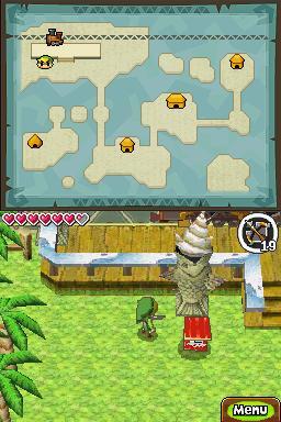 The legend of Zelda : Spirit tracks (DS) 50598-10