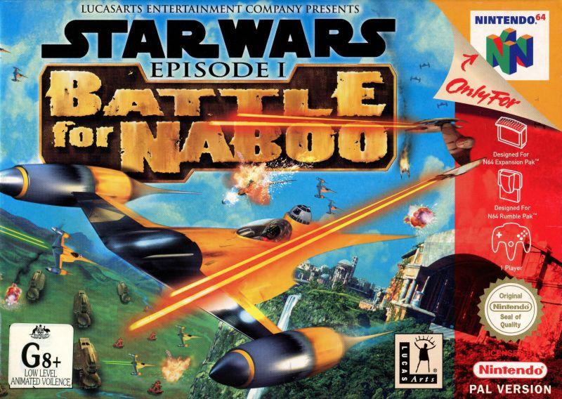 La licence Star Wars sur Nintendo 64 ! 51185510