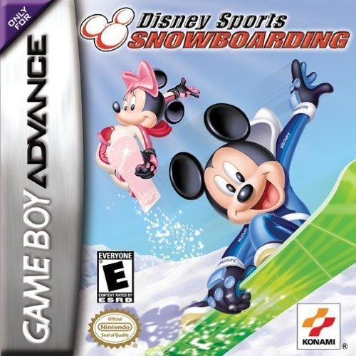 """Les """"Disney"""" sur GBA de l'année 2003 ! 517mrn10"""