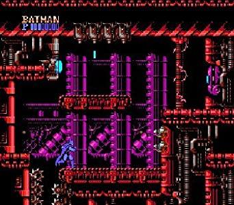 """La licence """"Batman"""" sur NES ! 51bbud10"""