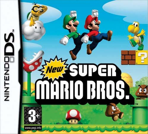 New Super Mario Bros. (DS) 51ccaf10