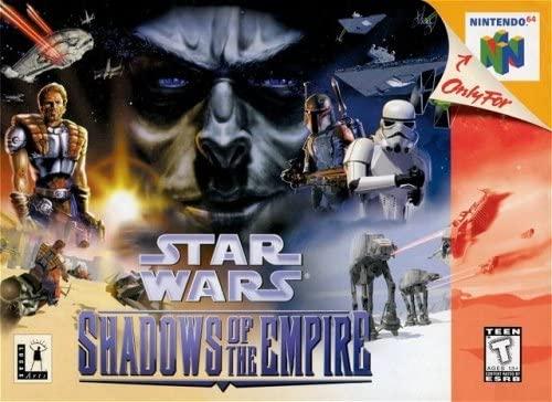 La licence Star Wars sur Nintendo 64 ! 51efb910