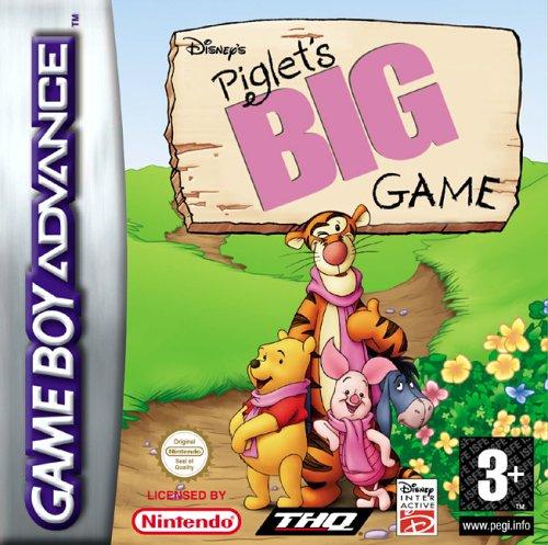"""Les """"Disney"""" sur GBA de l'année 2003 ! 6115a110"""