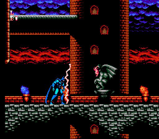 """La licence """"Batman"""" sur NES ! 83150-10"""