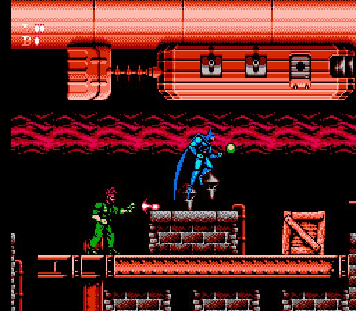 """La licence """"Batman"""" sur NES ! 83153-10"""
