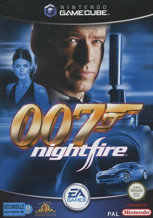 James Bond 007 : Nightfire (GC) 89710