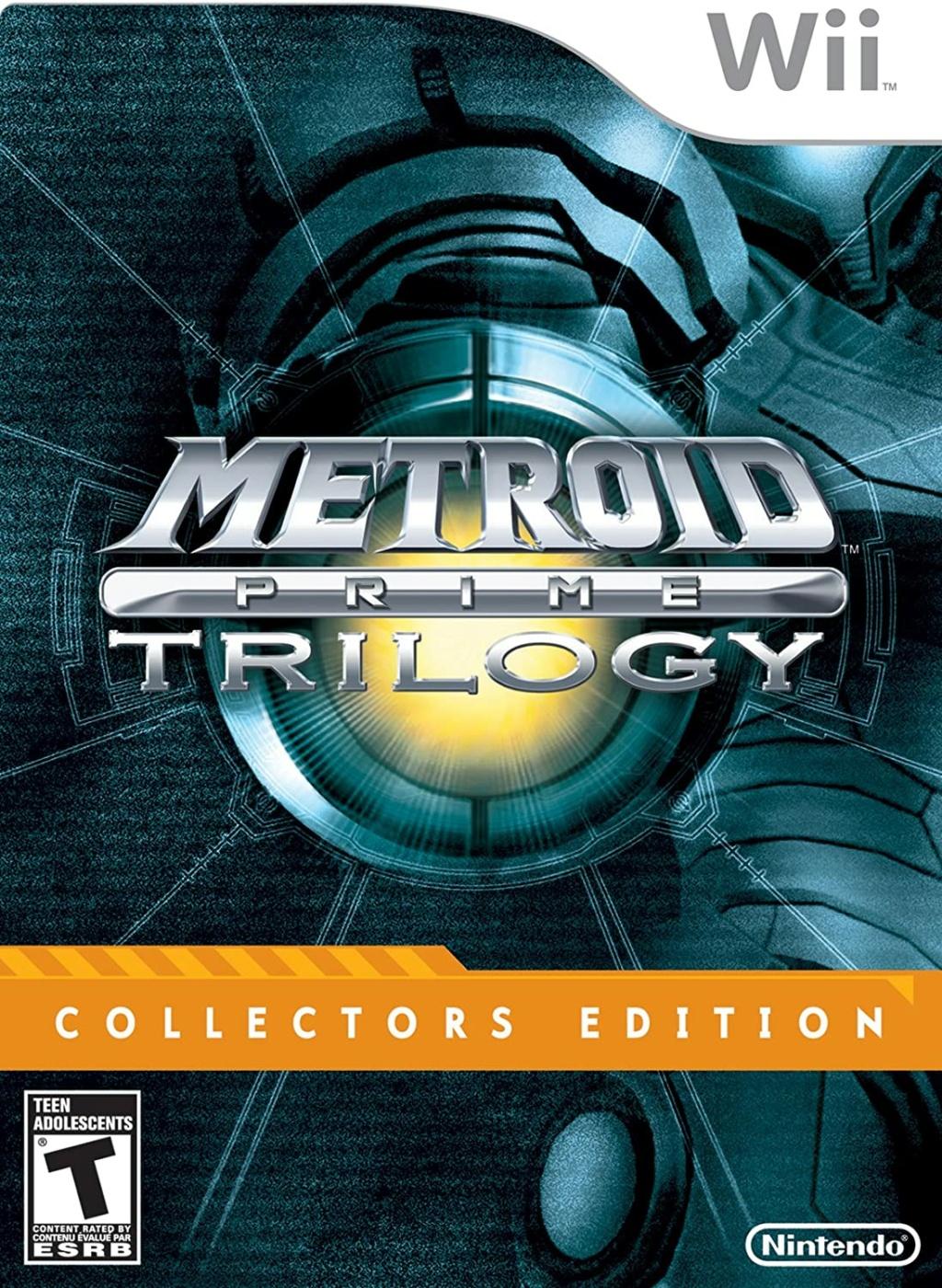 Metroid Prime : Trilogy (Wii) 91ltgd10