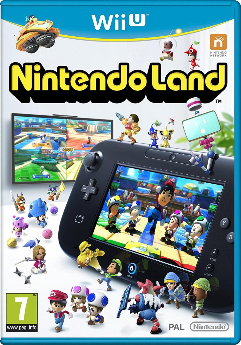 Nintendo Land (Wii U) 91uhus10