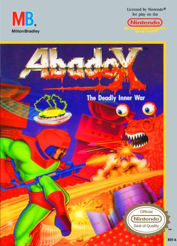 [NES] En vrac - Page 25 Abadox10
