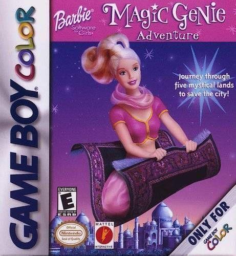 Les jeux Barbie sur GB et GBC ! Barbie14