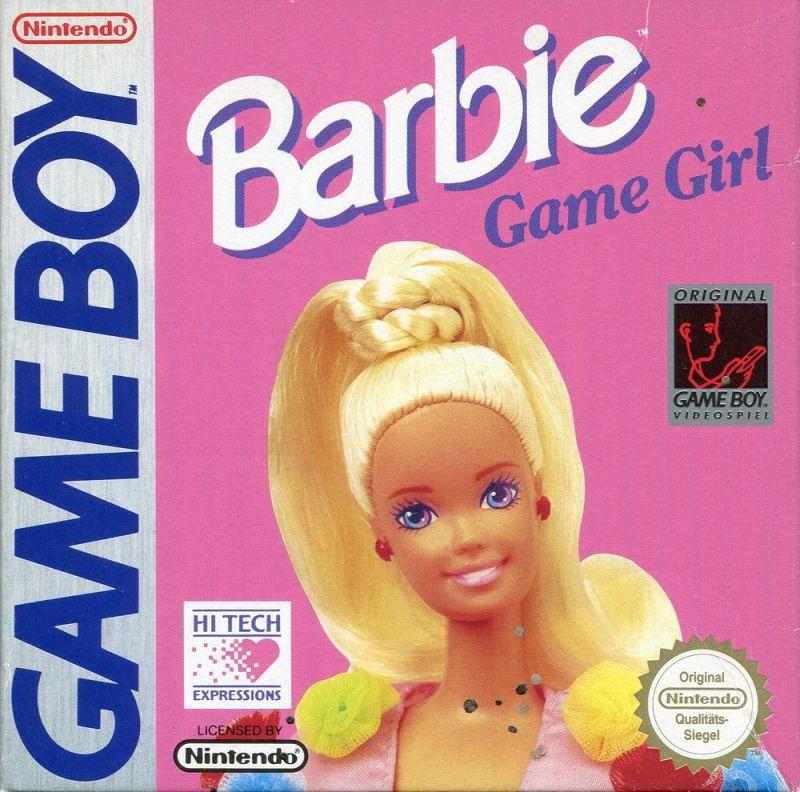Les jeux Barbie sur GB et GBC ! Barbie20