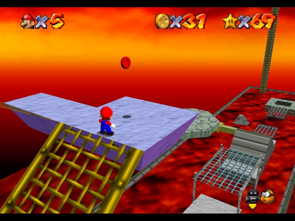 Super Mario 64 (N64) Bowser11