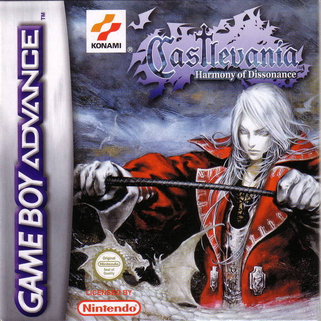 Castlevania : Harmony of Dissonance (GBA) Castle21