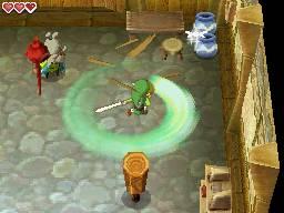 The Legend of Zelda : Phantom Hourglass (DS) Chapte10