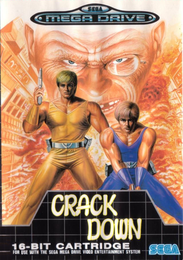 Crack Down (MD) Crdnmg10