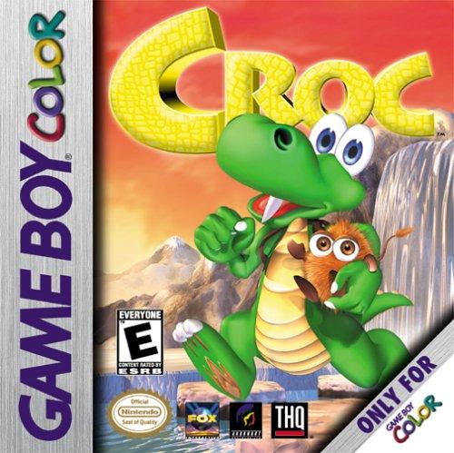 Croc : Legend of the Gobbos (GBC) Croc_g10
