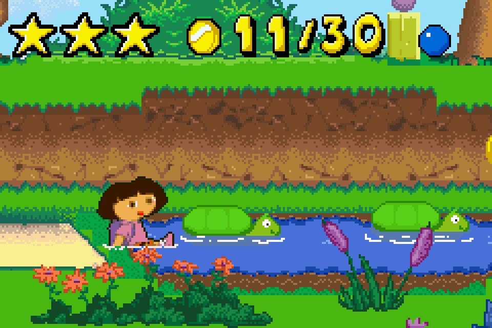 Consoles portables - Parlons jeu ! - Page 4 Dora-t11