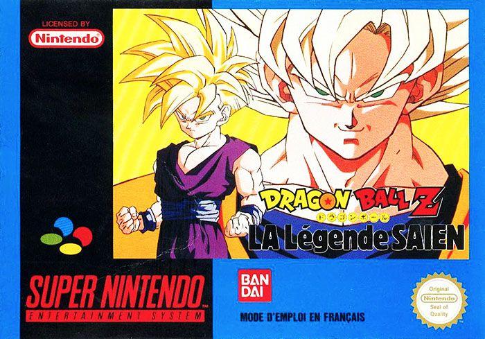 Dragon Ball Z : La Légende Saïen (Snes) Dragon17