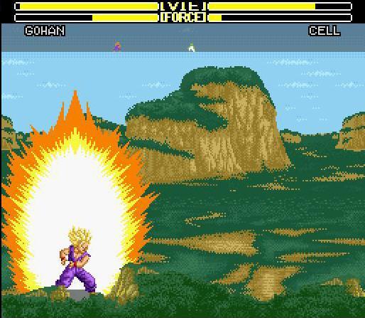 Dragon Ball Z : La Légende Saïen (Snes) Dragon18