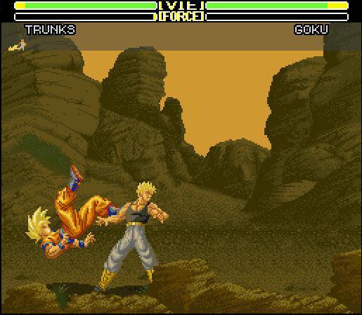 Dragon Ball Z : La Légende Saïen (Snes) Dragon19