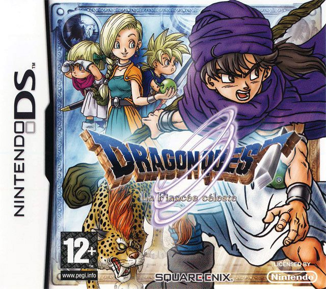 Dragon Quest : La trilogie Zénithienne (DS) Dragon26