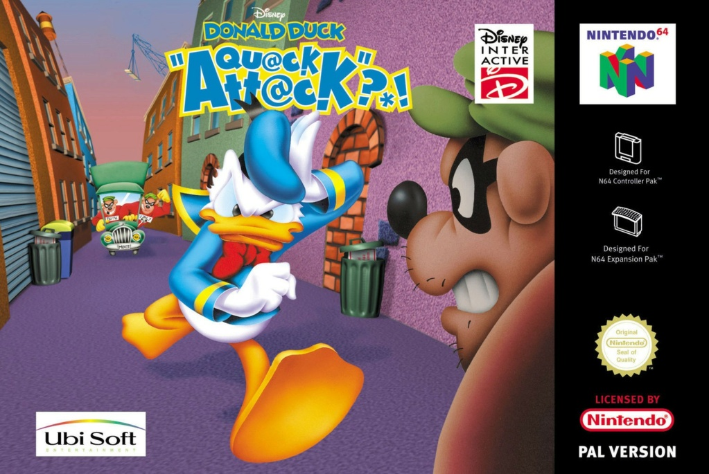 Nintendo 64 - Parlons jeu ! - Page 10 F8179710