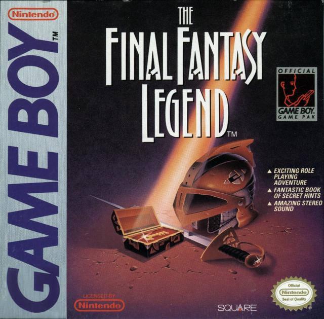 The Final Fantasy Legend - Les trois opus - (GB) Final_13
