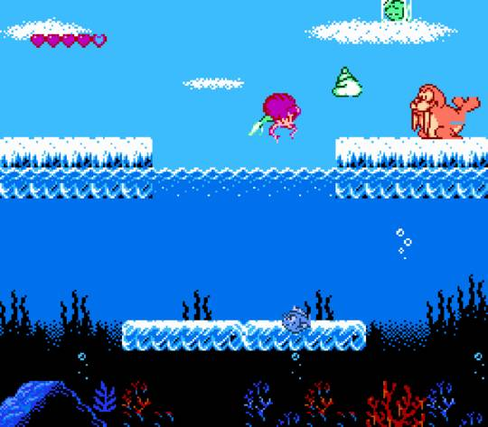 The Little Mermaid (NES) Gfs_3914