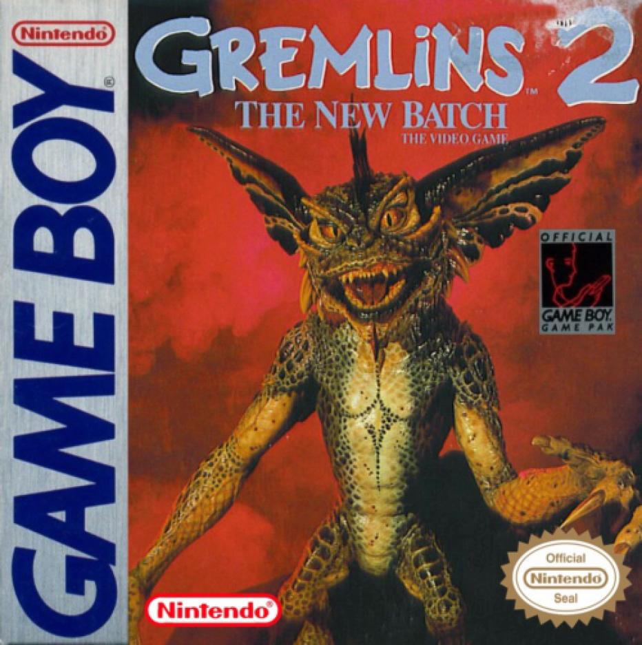 Gremlins 2 : The New Batch (GB) Gremli11