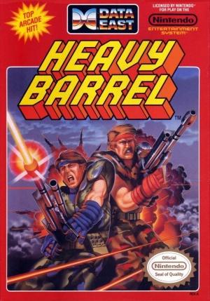 Heavy barrel (NES) Habans10