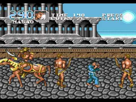 Double Dragon 3 : The Arcade Game (MD) Hqdefa78