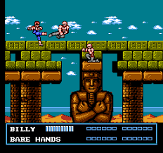 Double Dragon 3 : The Rosetta Stone (NES) Images27