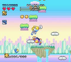 Pop'n TwinBee : Rainbow Bell Adventures (Snes) Images80