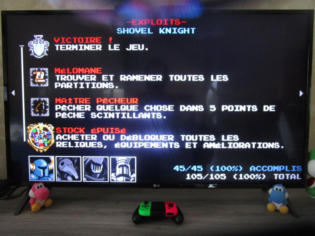 Shovel Knight le jeu Next Gen 100% Retro  - Page 10 Img_7814