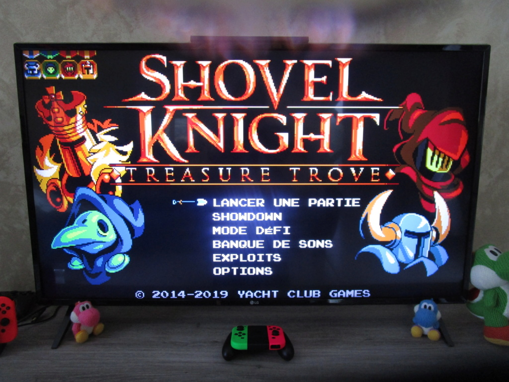 Shovel Knight le jeu Next Gen 100% Retro  - Page 10 Img_7816