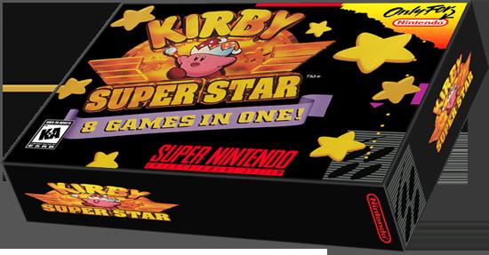 Kirby super star (Snes) Kirby_13