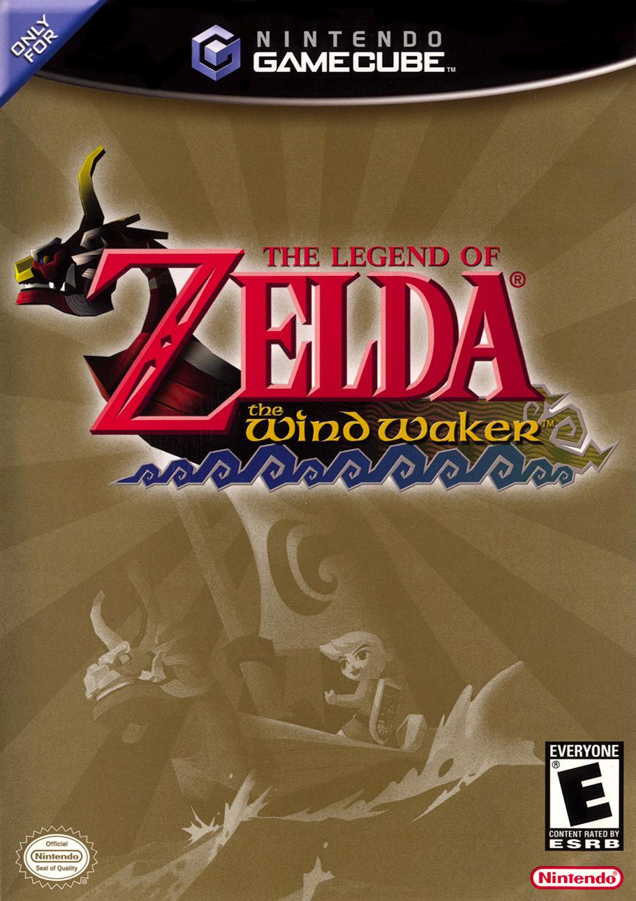 The Legend of Zelda : The Wind Waker (GC) Legend17