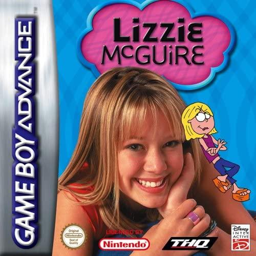 """Les """"Disney"""" sur GBA de l'année 2003 ! Lizzie10"""