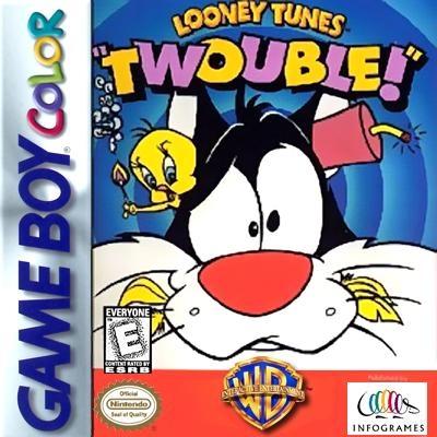 Looney Tunes : Twouble ! (GBC) Looney10