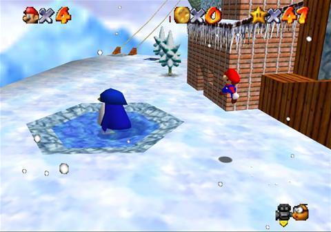 Super Mario 64 (N64) Mario610