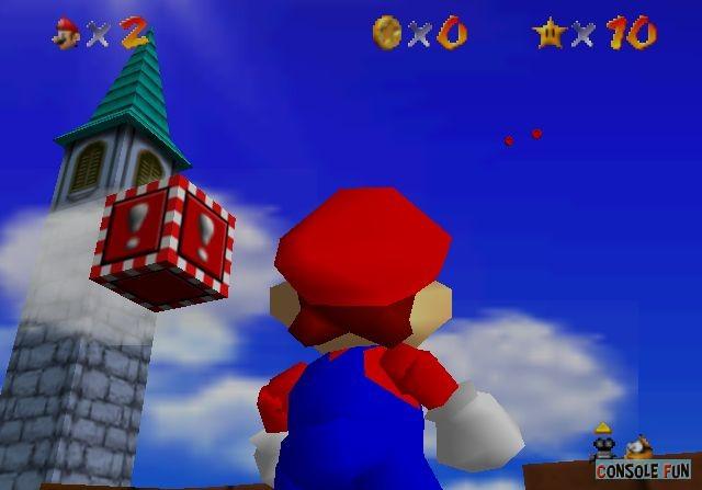 Super Mario 64 (N64) Mario611