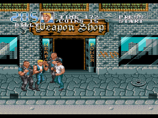 Double Dragon 3 : The Arcade Game (MD) Md-dou10
