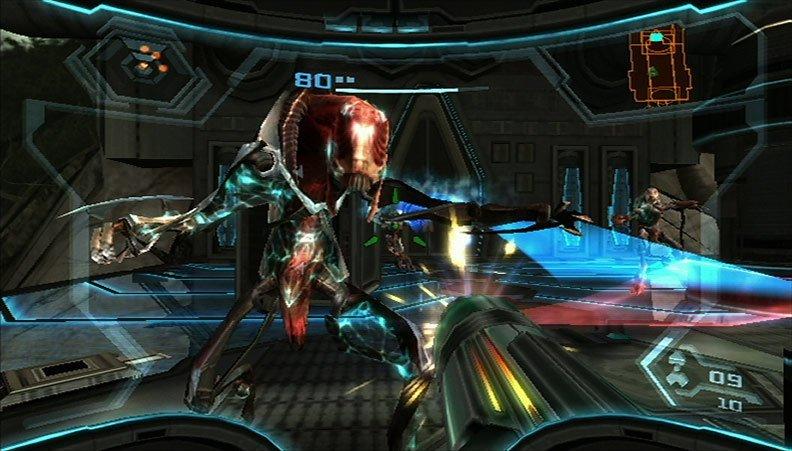 Metroid Prime : Trilogy (Wii) Metroi16
