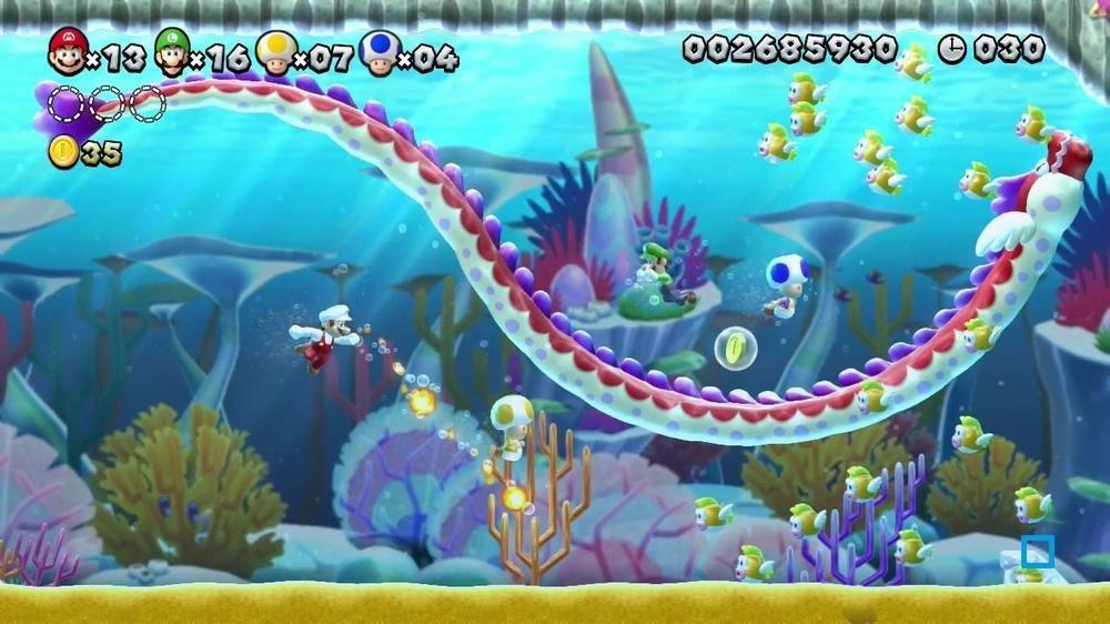New Super Mario Bros. U (Wii U) New-su10