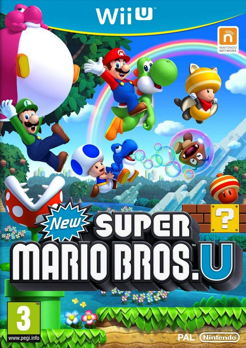 New Super Mario Bros. U (Wii U) New_su10