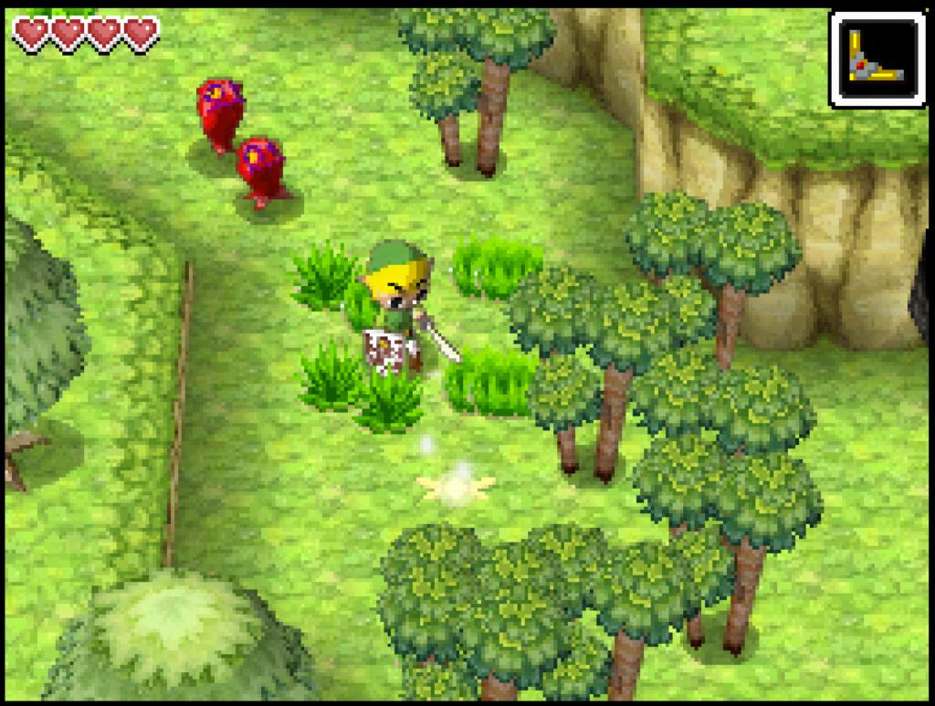 The Legend of Zelda : Phantom Hourglass (DS) Ph4-1010