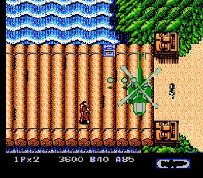 Heavy barrel (NES) Review18
