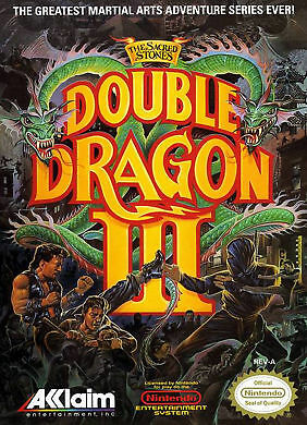 Double Dragon 3 : The Rosetta Stone (NES) S-l10010